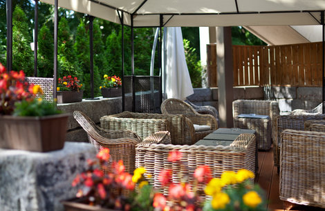 TRYP by Wyndham Bad Bramstedt Hotel terrace