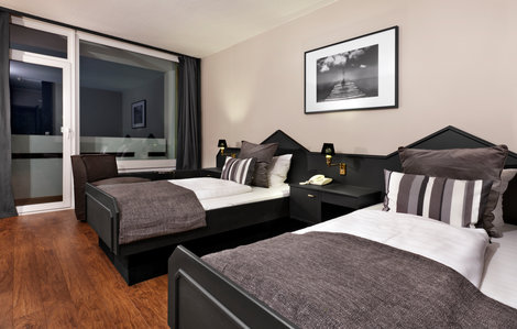 TRYP by Wyndham Bad Bramstedt Hotel double room with twin beds
